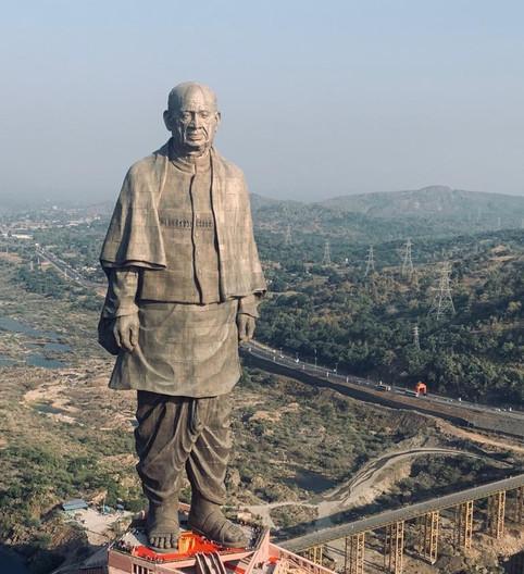 6 Fatos Interessantes sobre a maior estátua do mundo inaugurada na Índia