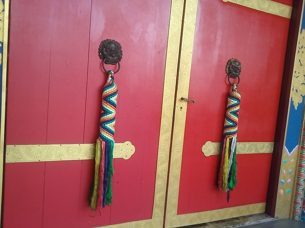 Portas do Templo Odsal Ling