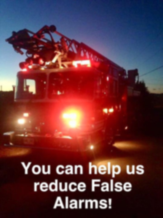 Reducing False Alarms - November 28th, 2
