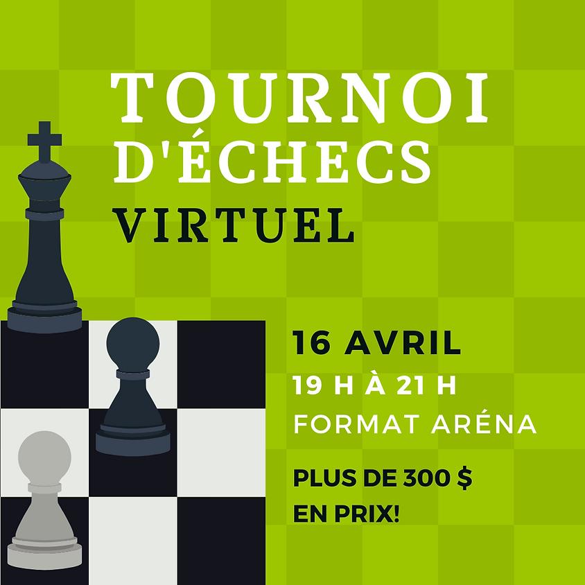 Tournoi d'échecs virtuel