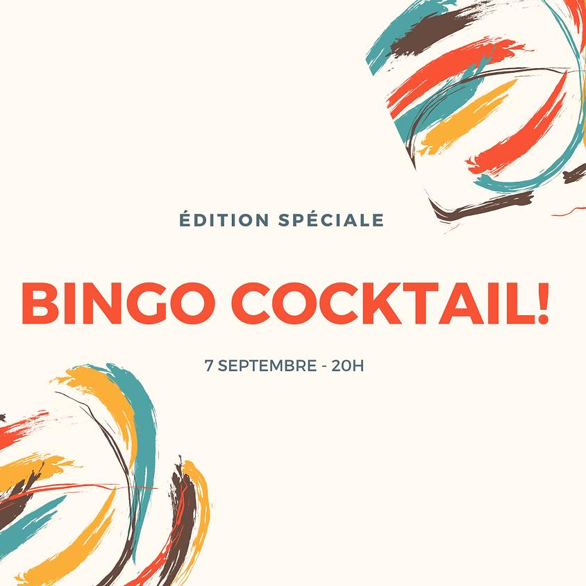 Bingo Cocktail - de la rentrée!🔥