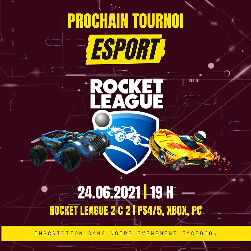 Rocket league!