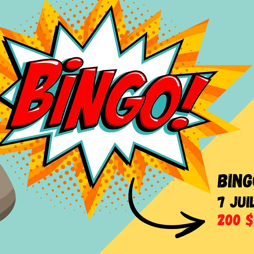 Bingo estival!