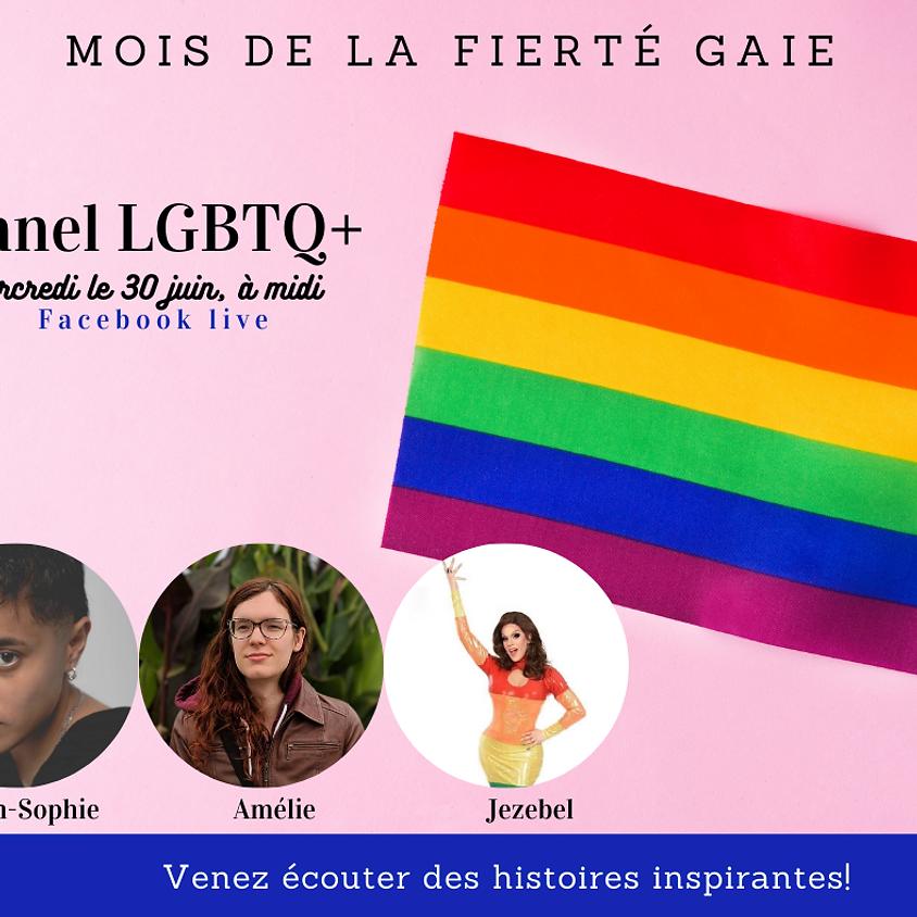 Parcours inspirants - LGBTQ