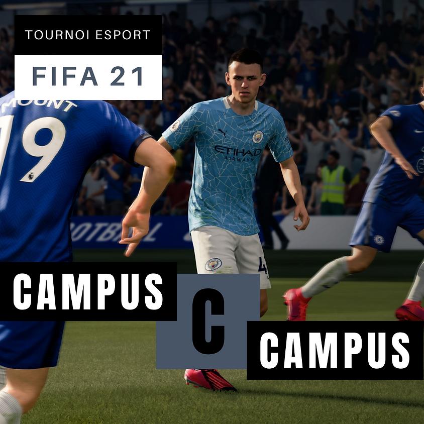 Tournoi Esport - FIFA 21