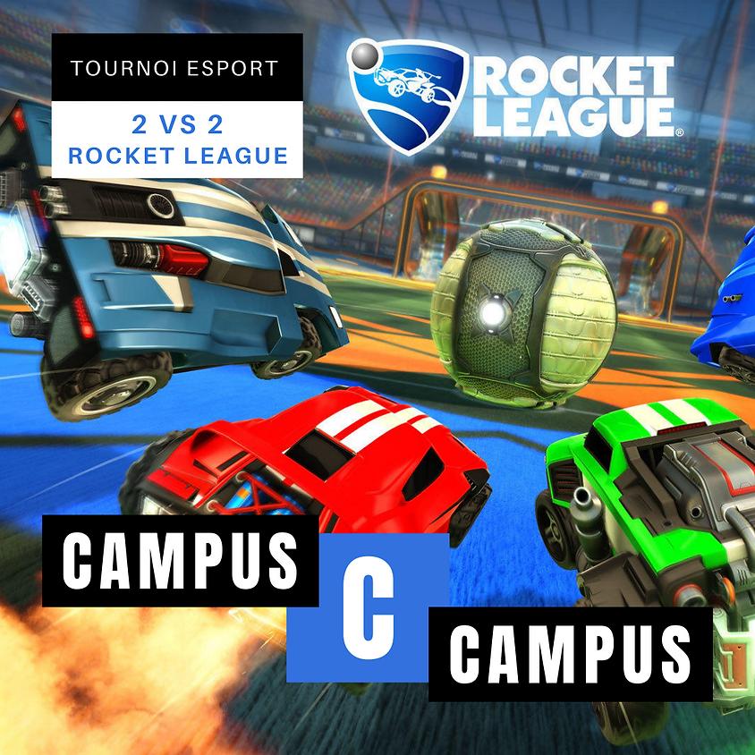 Tournoi Esport - Rocket League