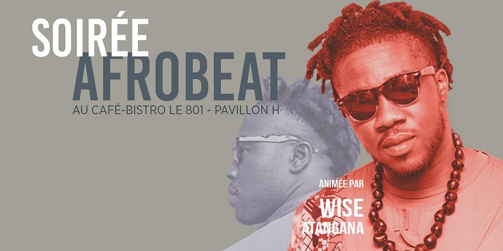 Soirée Afrobeat