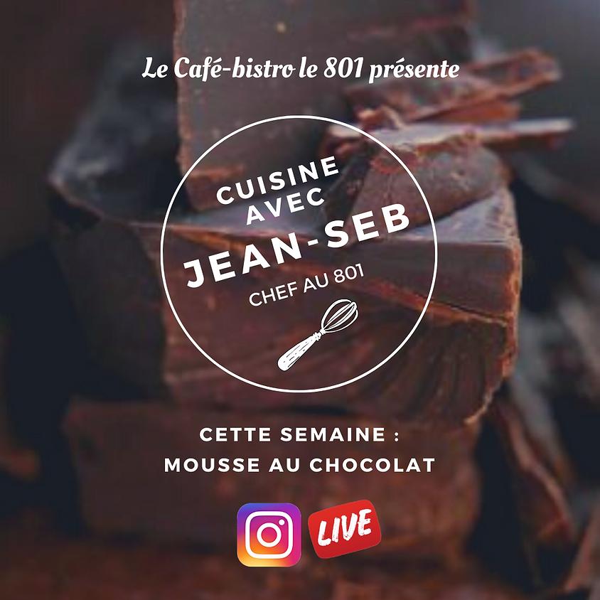Cuisine avec Jean-Seb