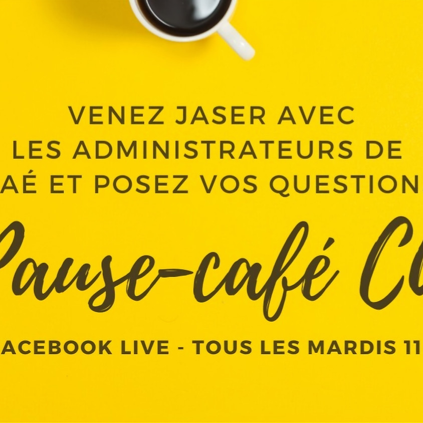 Pause-café CA