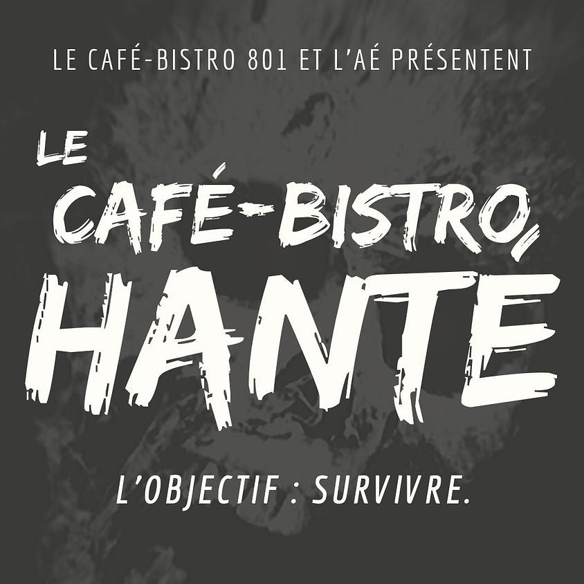 Le Café-bistro hanté