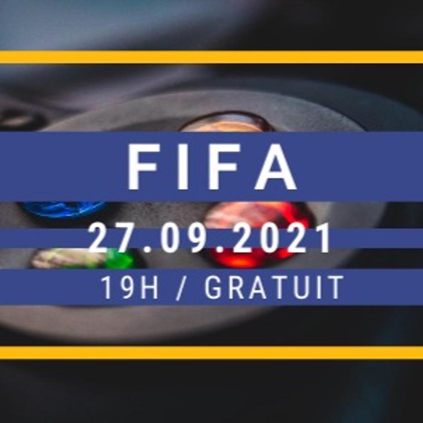 Tournoi eSport - FIFA!