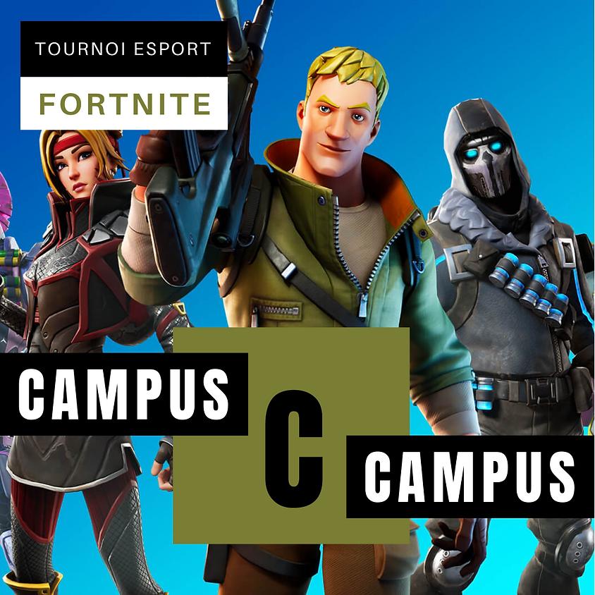 Tournoi Esport - Campus c. Campus