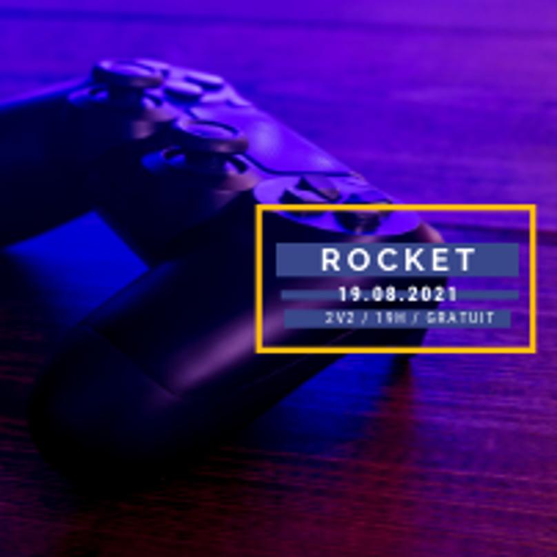 Tournoi eSport - Rocket League 😎