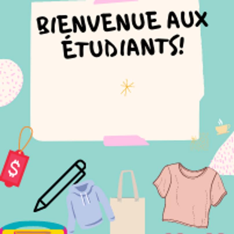 Trousse souvenirs AÉ! ⚡️
