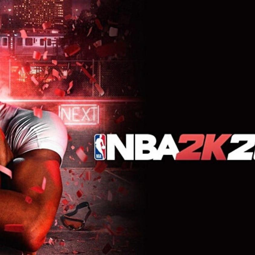 Tournoi NBA2K