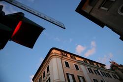 Via Banco e Spirito Rome, Italy