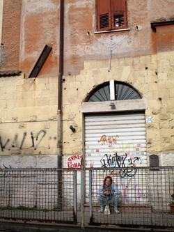Grazie Roma, Rome, Italy