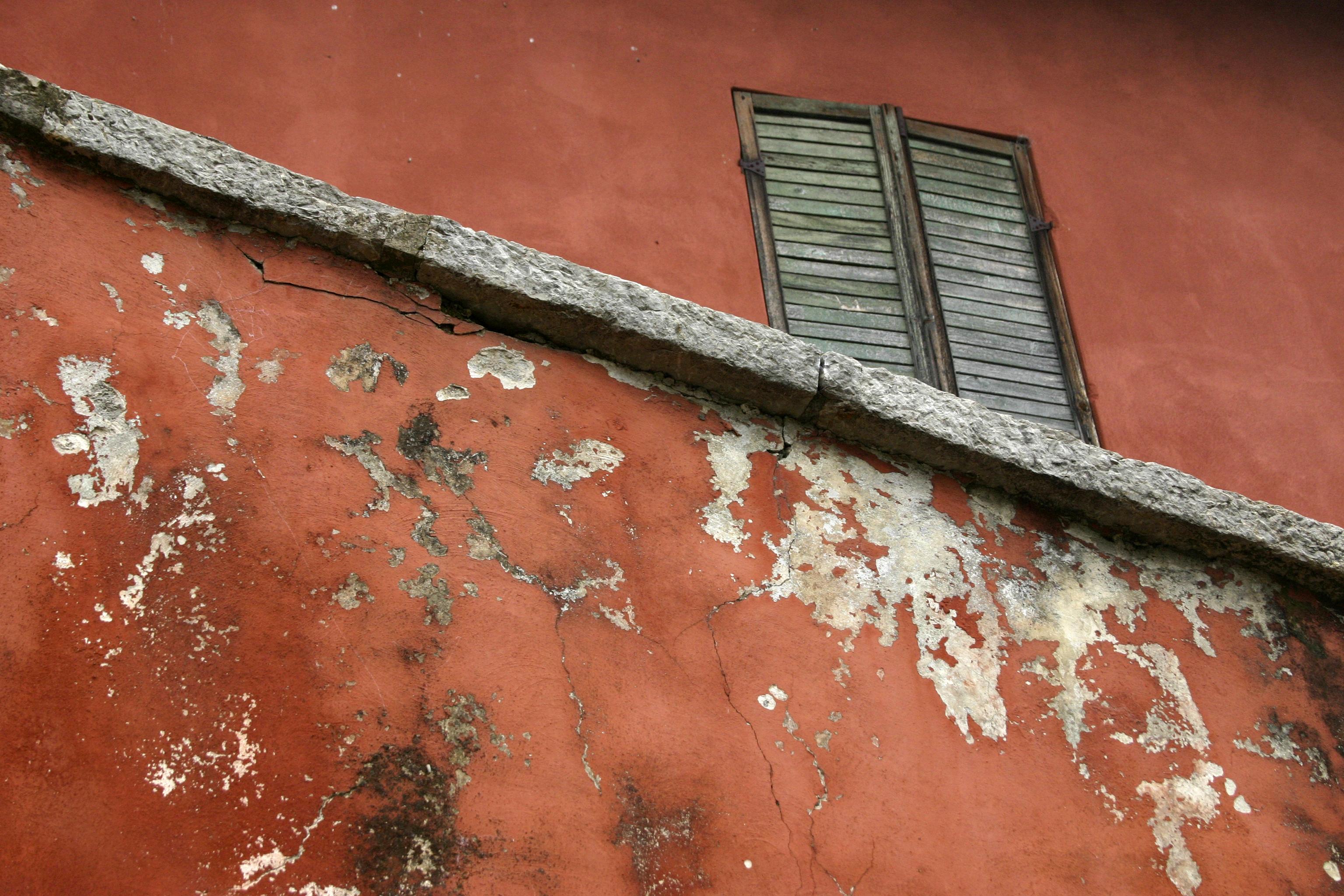 Wall, Corciano, Italy
