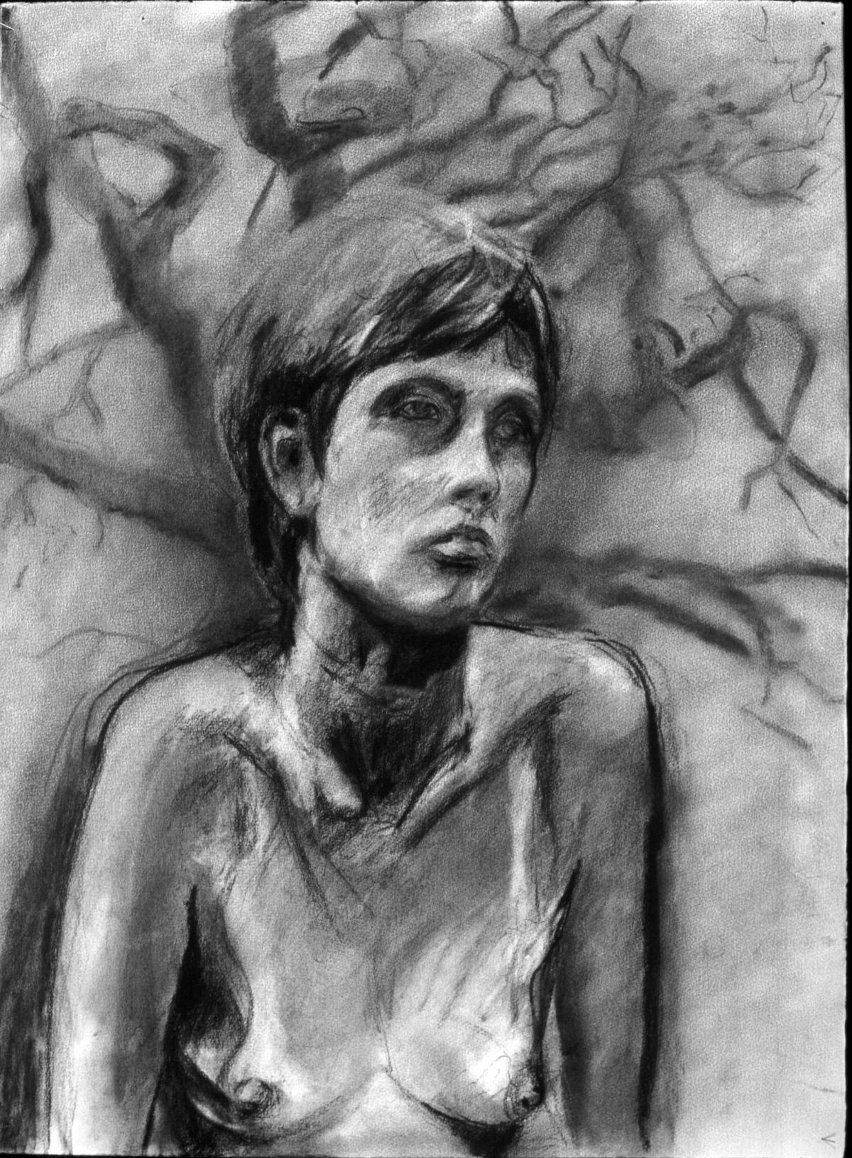 Kate charcoal