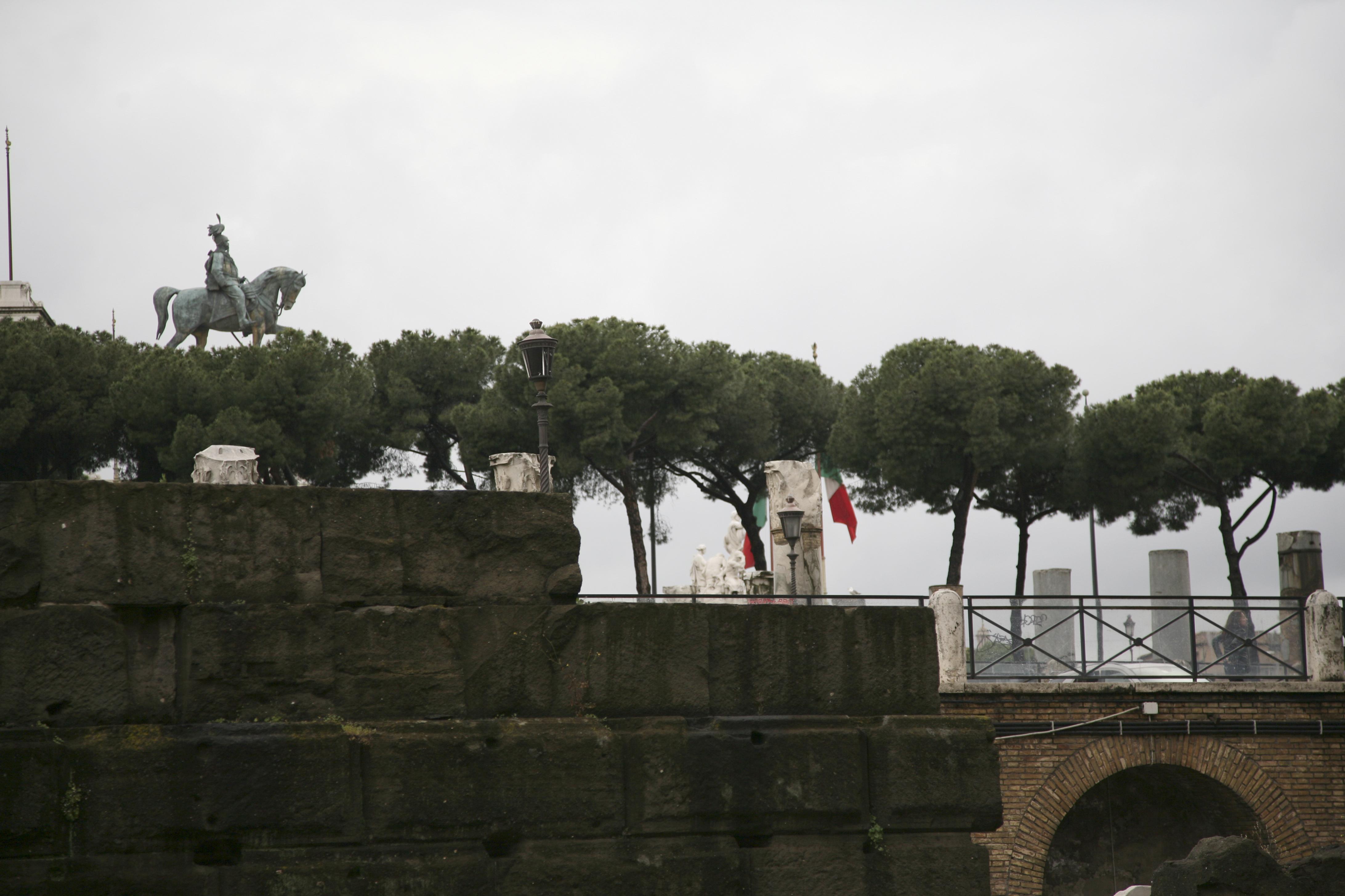 Victore Emmanuel II, Rome, Italy