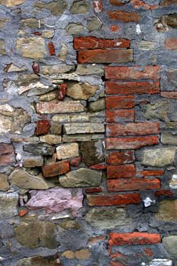 Wall Repair, Corciano, Italy