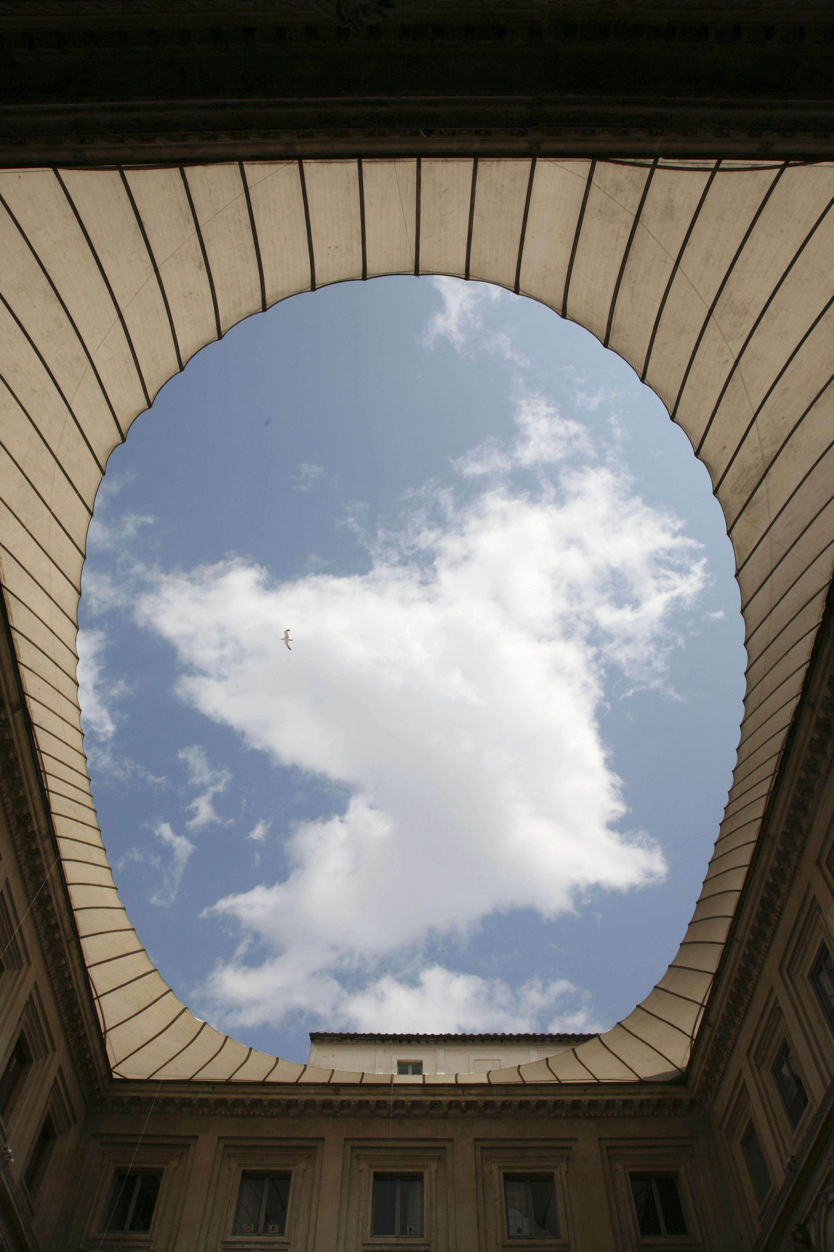 Palazzo Massimo sky