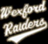 Vector Wexford Raiders (White Writing).p