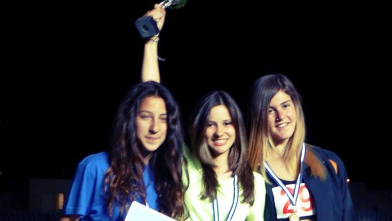 Τέσσερα μετάλλια στους Σχολικούς
