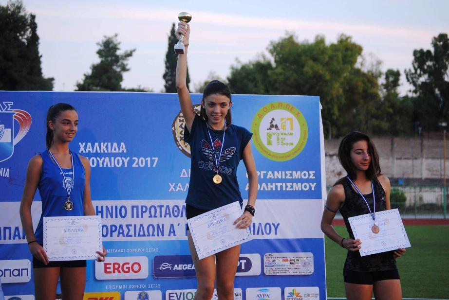 3 μετάλλια στο Πρωτάθλημα ΠΠΑ-ΠΚΑ