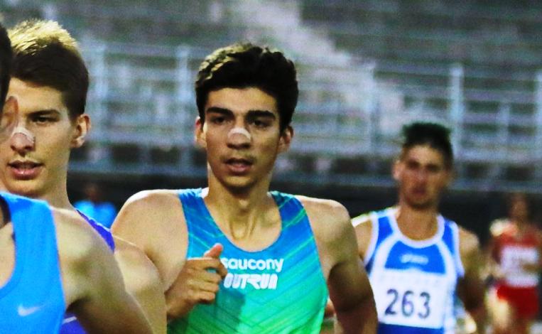Ρεκόρ Συλλόγου στα 5000 μέτρα