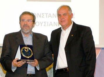 Βραβεύσεις ΣΕΓΑΣ για το 2017