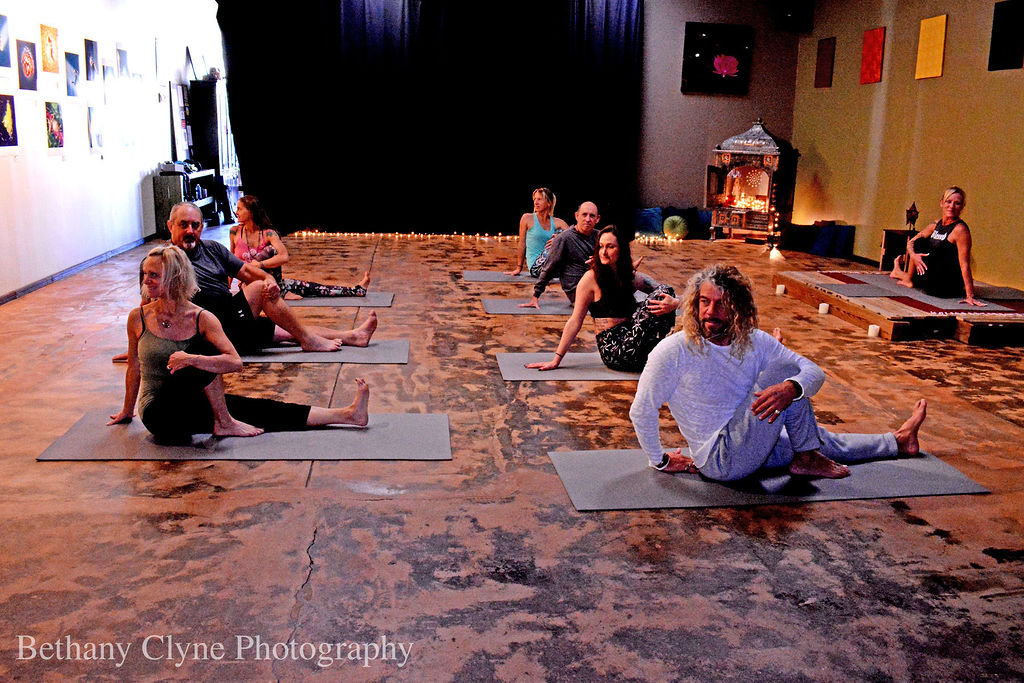 Happy Hour Yoga Flow