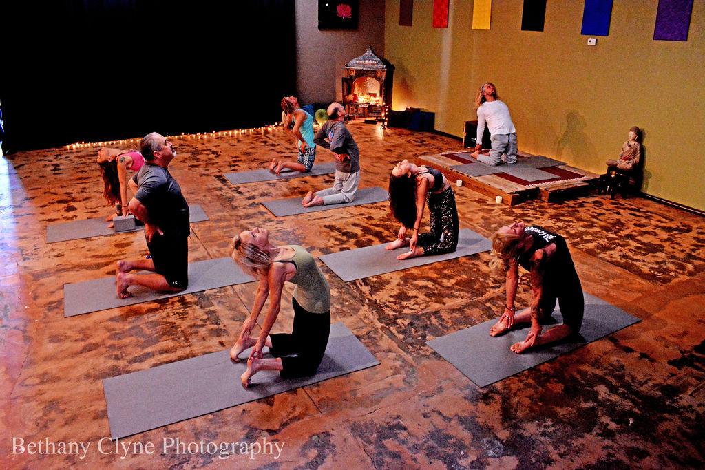 Hatha Yoga with JB