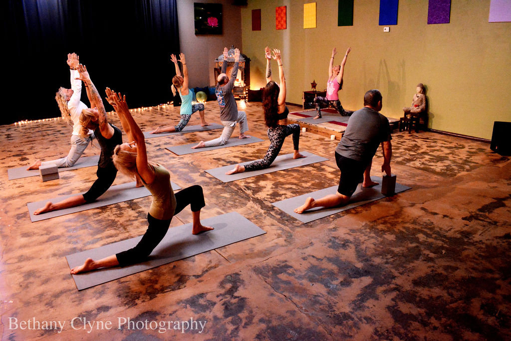 Relaxed Yoga Flow