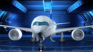 Lufthansa A350 Launch
