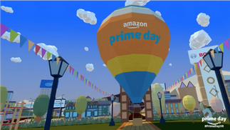 Amazon Prime VR