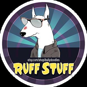 RUFF STUFF DOG SNOUT HEALING BALM