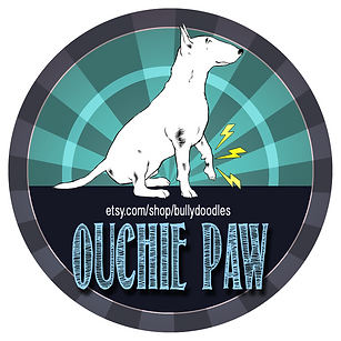 Ouchie Paw Healing Balm
