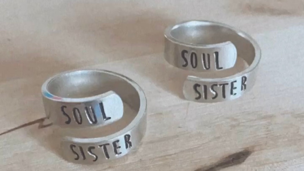 Soul Sister Wrap Around Band