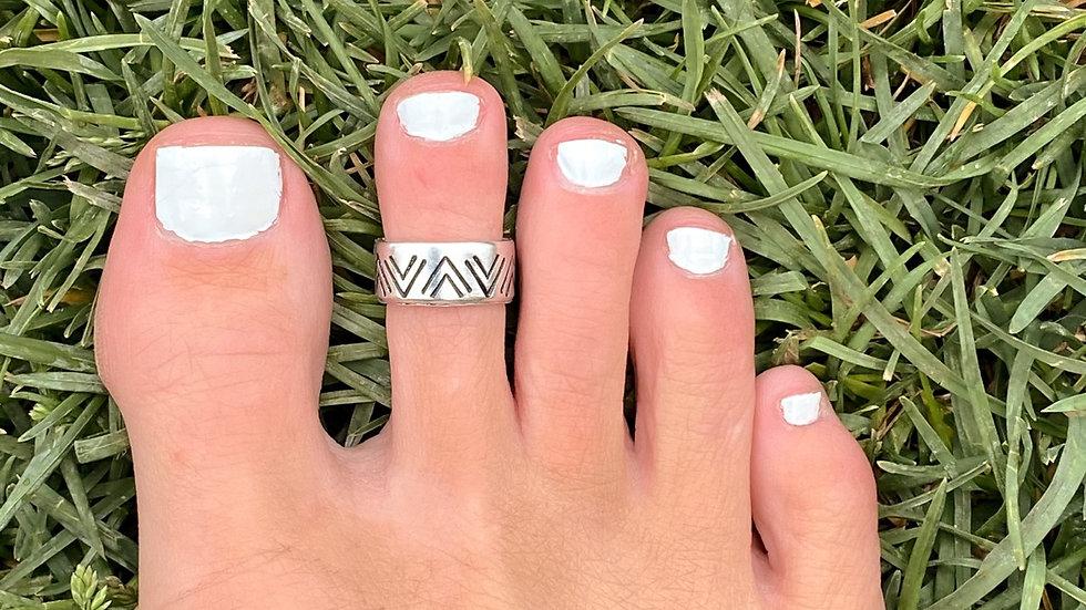 Custom Toe Ring