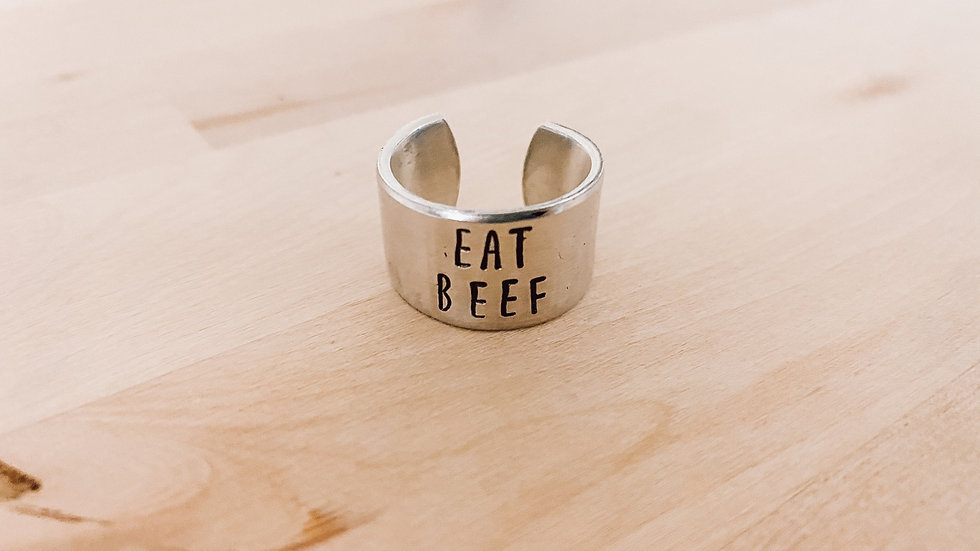 Eat Beef Wide Band