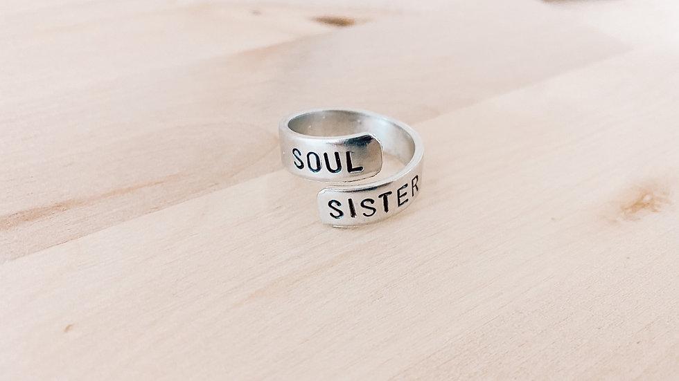 Soul Sister Wrap Around Band