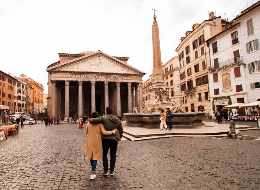 Liliana e Rúben - Romantic photoshoots in Rome (5)