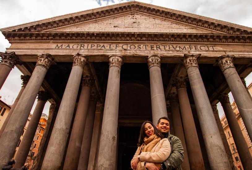 Liliana e Rúben - Romantic photoshoots in Rome (7)