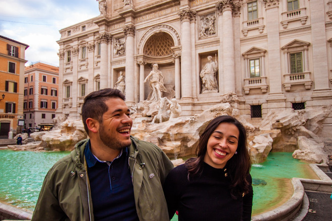Liliana e Rúben - Romantic photoshoots in Rome (2)