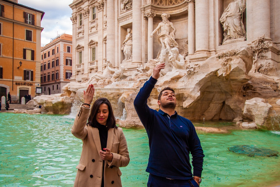 Liliana e Rúben - Romantic photoshoots in Rome (8)