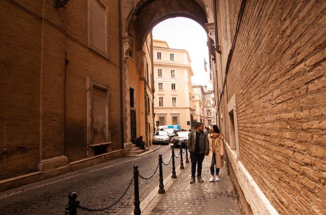 Liliana e Rúben - Romantic photoshoots in Rome (9)