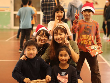 Designing a Christmas from the heart of Yzu IPHSSB students
