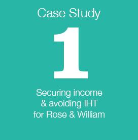 Case study inheritance tax