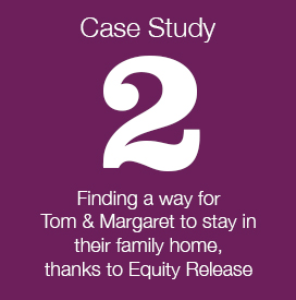 Case study equity release